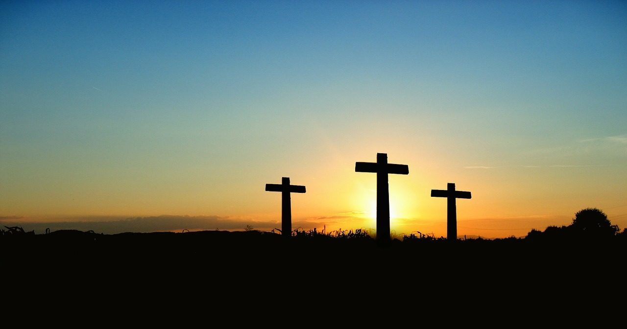 Cross Sunset Sunrise Hill Sky Sun Crucifixion