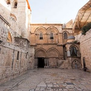 Church of the Holy Sepulchre Prayer Request