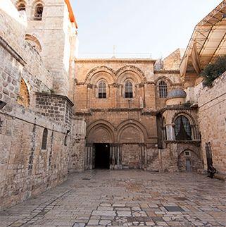 Church of the Holy SepulchrePrayer Request