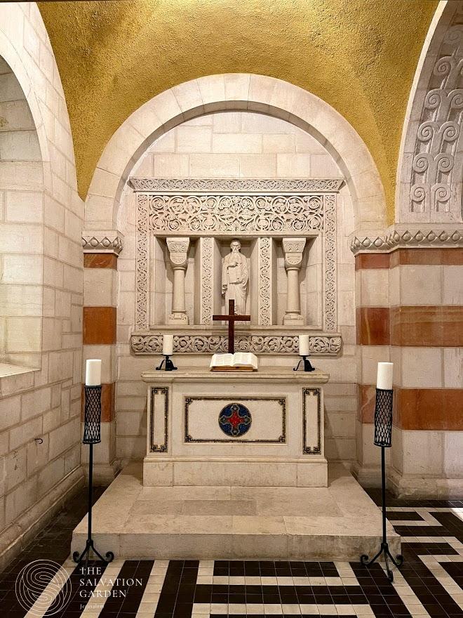 Augusta Victoria Altar Prayer Request