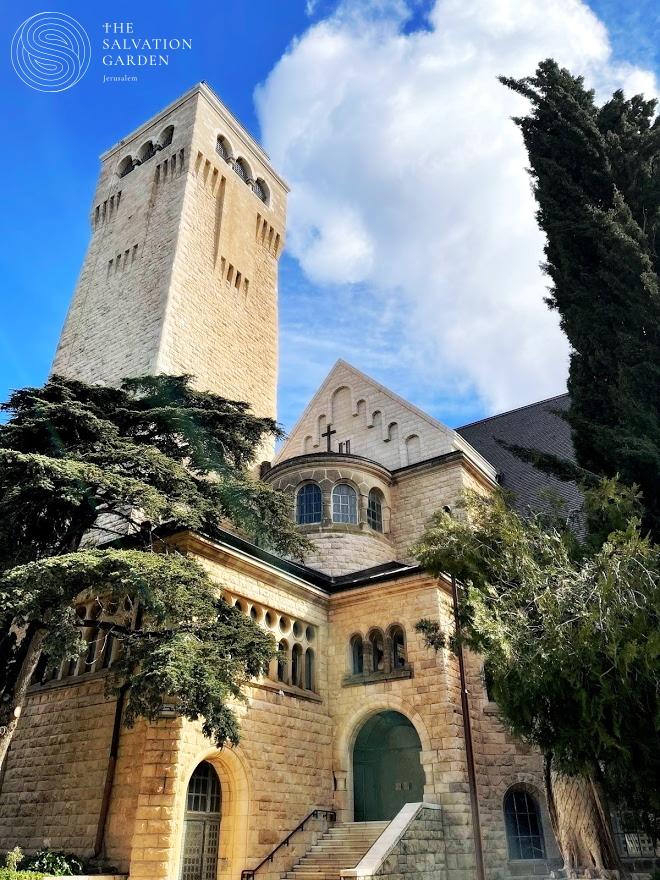 Augusta Victoria Bell Tower Prayer Request