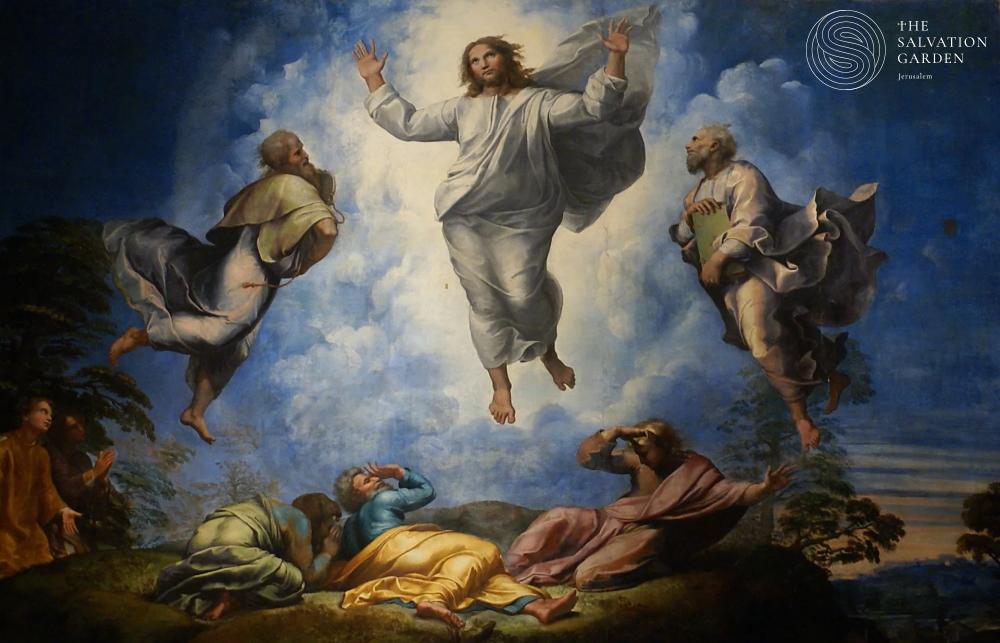 Transfiguration of Jesus - Miracle Prayer Request