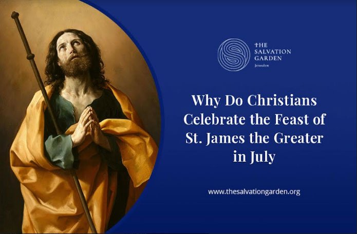 Why Do Christians Celebrate the Feast of St. James the Greater in July