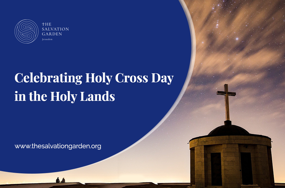 Celebrating Holy Cross Day in the Holy Lands