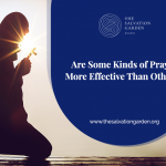 Do Some Forms of Prayers Work Better Than Others for People
